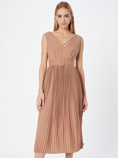 AMY LYNN Kleid 'ROWAN' in pastellorange, Modelansicht