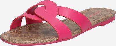 COACH Mules 'ESSIE' in Pink, Item view