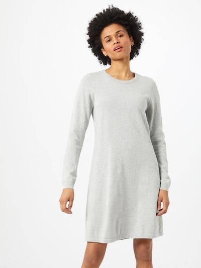 EDC BY ESPRIT Kleid in hellgrau, Modelansicht