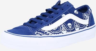 VANS Sneaker in royalblau / weiß, Produktansicht