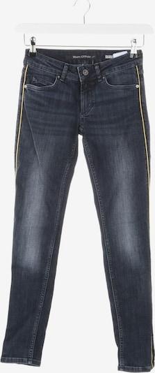 Marc O'Polo Jeans in 25/30 in dunkelblau / gelb, Produktansicht