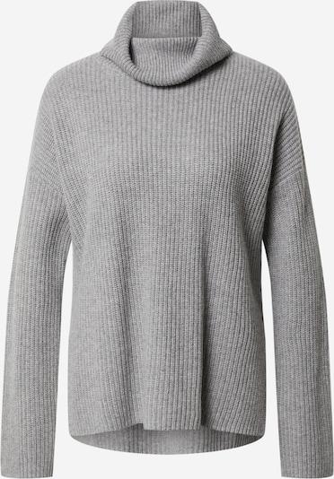 EDITED Pullover mit Kaschmiranteil 'Allegra' in grau, Produktansicht
