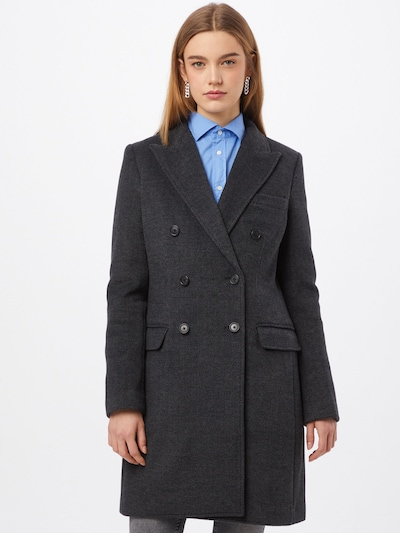 POLO RALPH LAUREN Between-seasons coat in Dark grey, View model
