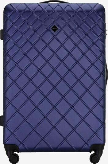 Wittchen Hartschalenkoffer  'Classic Kollektion' in kobaltblau, Produktansicht