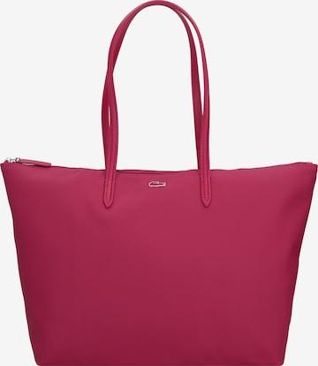 LACOSTE Дамска чанта в розово
