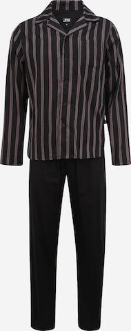 Pyjama long jbs en noir