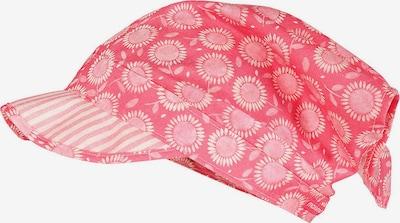 Căciulă MAXIMO pe bej / roz pitaya, Vizualizare produs