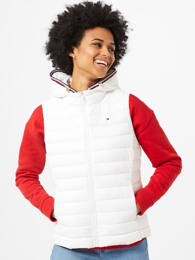 TOMMY HILFIGER Vest in white, View model
