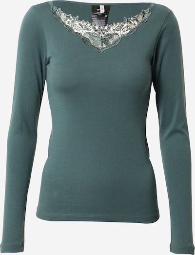 ONLY Shirt 'Kira' in pastellgrün, Produktansicht