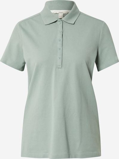 ESPRIT Camiseta en verde pastel, Vista del producto