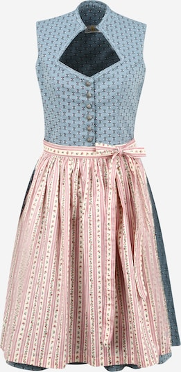ALMSACH Dirndl in mixed colours, Item view
