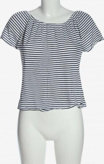 Garcia Jeans Ringelshirt in XS in schwarz / weiß, Produktansicht