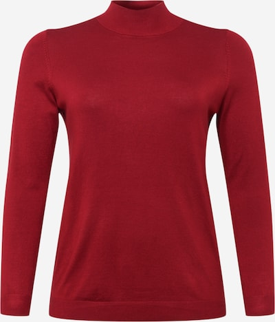 ONLY Carmakoma Sweter w kolorze czerwonym, Podgląd produktu