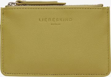 Liebeskind Berlin Wallet 'Stella' in Yellow
