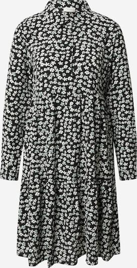 JACQUELINE de YONG Kleid 'Piper' in schwarz / weiß, Produktansicht