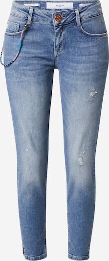 Goldgarn Jeans 'JUNGBUSCH' in blue denim, Produktansicht