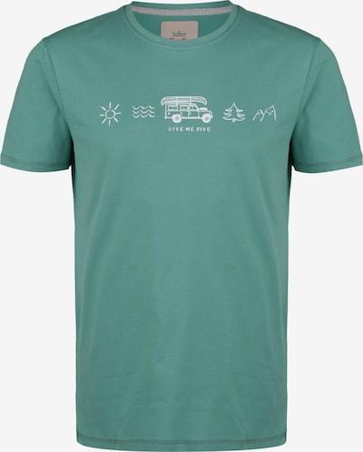 VAN ONE Shirt in de kleur Mintgroen, Productweergave