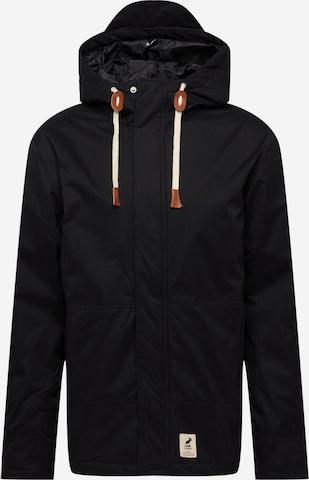 Fat Moose Overgangsjakke 'Sailor' i svart