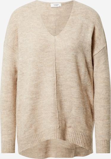 JACQUELINE de YONG Pullover 'Anne' in beige, Produktansicht