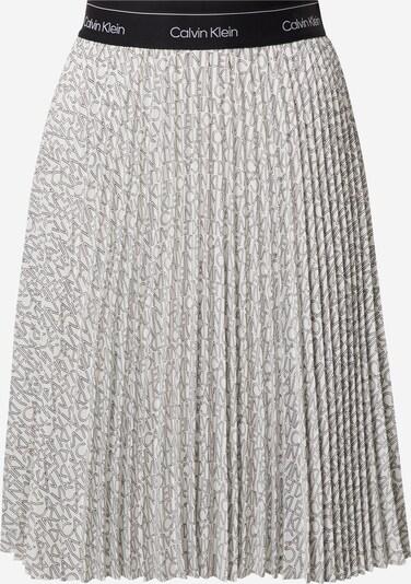 Calvin Klein Rock 'Sunray' in schwarz / weiß, Produktansicht