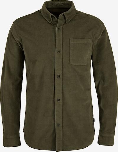 BLEND Freizeithemd 'Clody' in dunkelgrün, Produktansicht