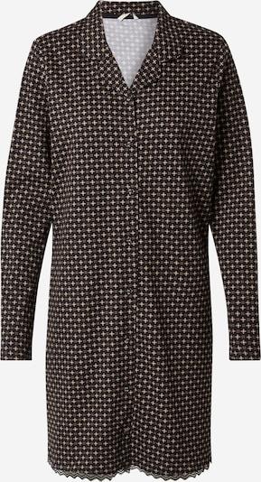 ESPRIT Nachthemd in braun / schwarz, Produktansicht