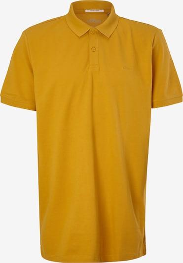 s.Oliver Red Label Big&Tall Shirt in senf, Produktansicht