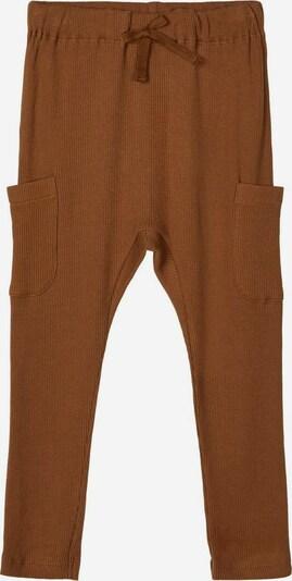 Kelnės 'RYLAN' iš NAME IT , spalva - karamelės, Prekių apžvalga
