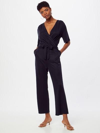 minus Jumpsuit 'Kristine' in de kleur Zwart, Modelweergave