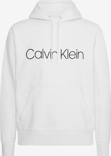 Calvin Klein Mikina - černá / bílá, Produkt