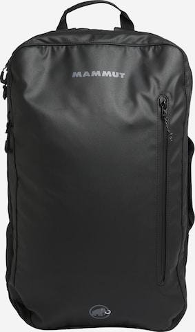 MAMMUT Sports Backpack 'Seon' in Black