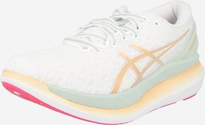 ASICS Sportschuh 'GLIDERIDE 2 SAKURA' in pastellgrün / orange / weiß, Produktansicht