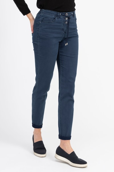 Recover Pants Hose in blau, Modelansicht