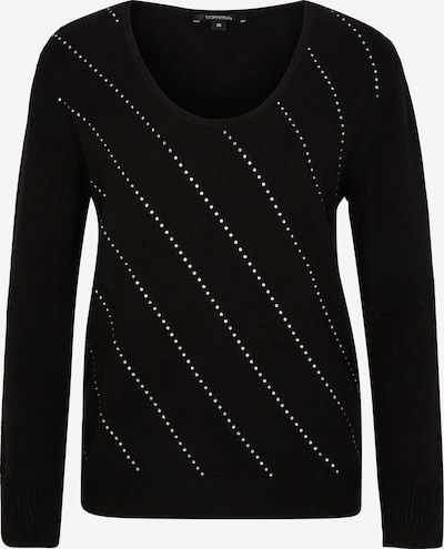COMMA Jersey en negro, Vista del producto