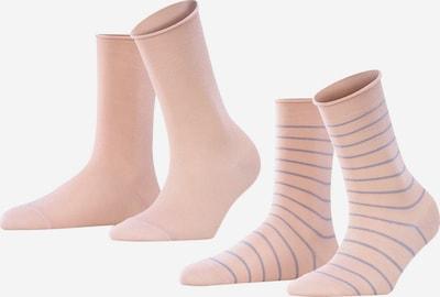 FALKE Socken in pastellpink, Produktansicht