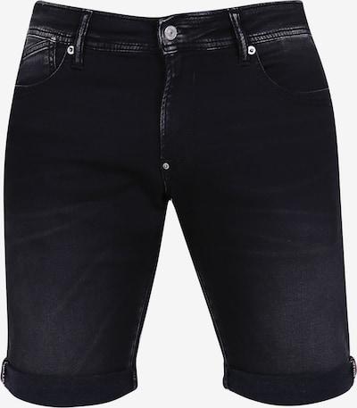 Le Temps Des Cerises Jeansshorts JOGG LO mit gekrempeltem Saum in schwarz, Produktansicht