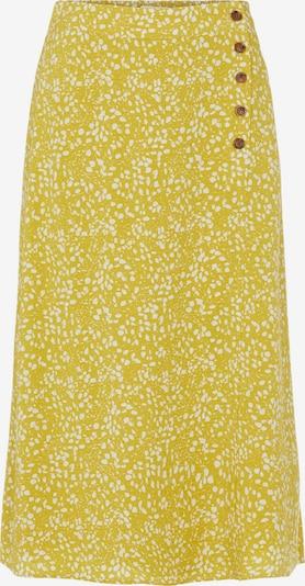 OBJECT Rock 'Hessa Liliti' in gelb / weiß, Produktansicht