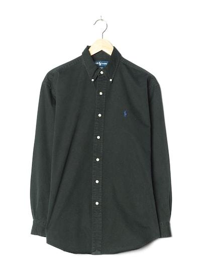 RALPH LAUREN Jeanshemd in L in schwarzmeliert, Produktansicht