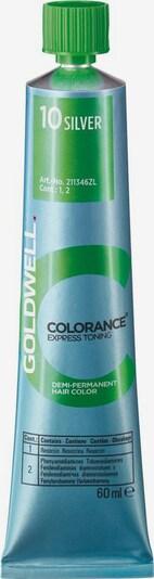 Goldwell Haarfarbe 'Express Toning Demi Permanent' in blau / grün, Produktansicht