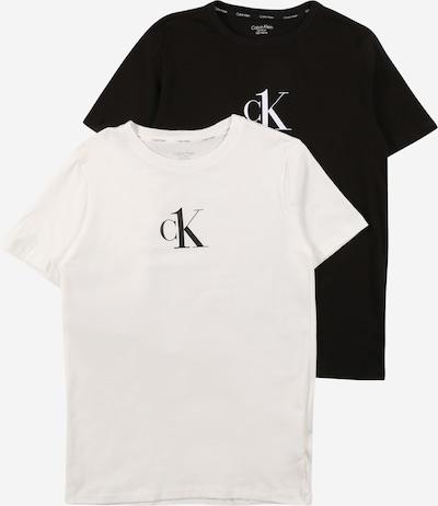 Calvin Klein Underwear T-Shirt in schwarz / weiß, Produktansicht