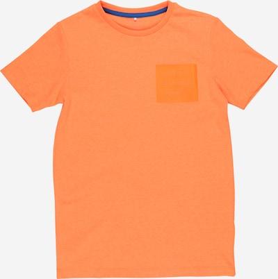 NAME IT Shirt 'Obeng' in hellorange / dunkelorange, Produktansicht