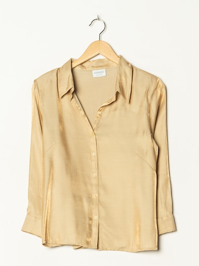 Canda Bluse in L in gold, Produktansicht