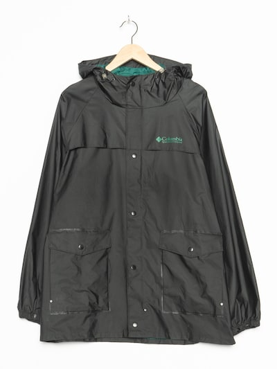 COLUMBIA Regenmantel in L in schwarz, Produktansicht