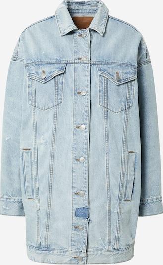 American Eagle Starpsezonu jaka zils džinss, Preces skats