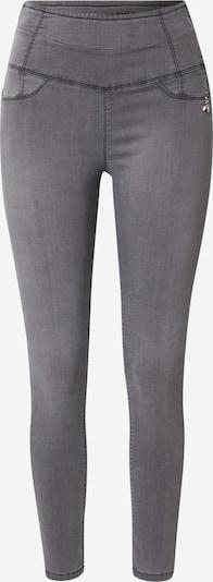 PATRIZIA PEPE Jeggings en gris denim, Vista del producto