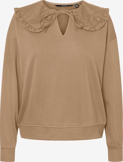 VERO MODA Sweatshirt 'Becca' in braun, Produktansicht