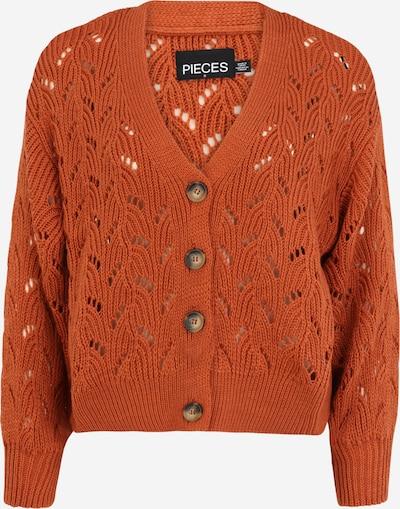 Pieces Petite Knit Cardigan 'CHLOE' in Auburn, Item view
