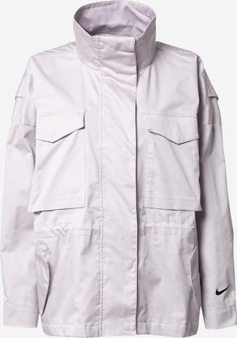 Nike Sportswear Between-Season Jacket in Purple