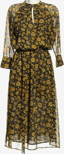 Long Tall Sally Langarmkleid in L in pastellgelb / khaki / schwarz, Produktansicht