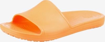 Crocs Pantolette 'Sloane' in orange, Produktansicht